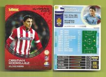 Atletico Madrid Cristian Rodriguez (K14) Silver-Star